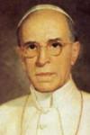 фото Папа Пий XII