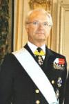 фото Карл XVI Густав