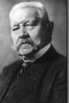 фото Пауль фон Гинденбург